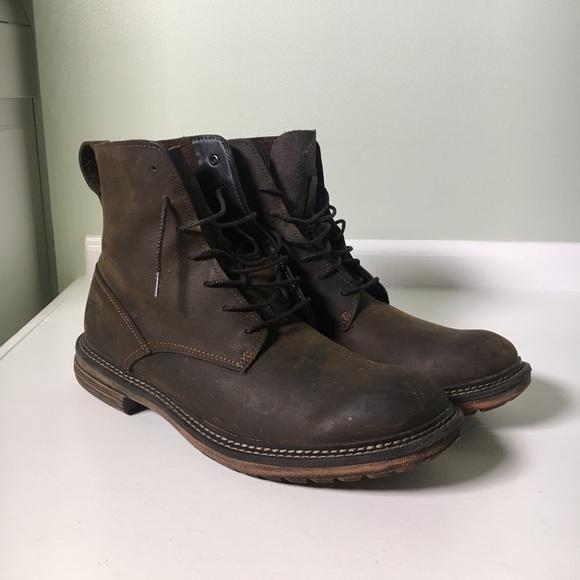 5f454b35f592 Timberland Men s Dark Brown Tremont Boots Sz 11. M 5b7a1ffed8a2c7d7950a33fb